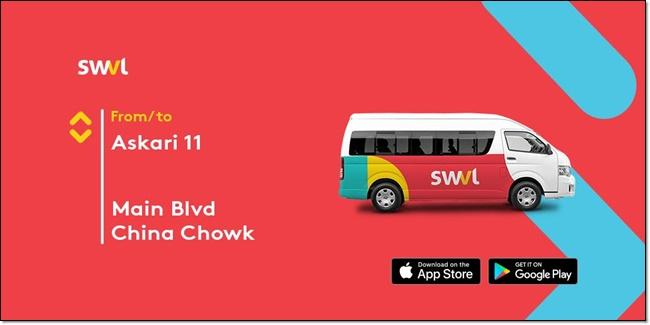 Swvl transport startup
