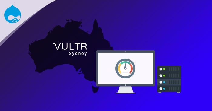 drupal hosting vultr servers australia sydney