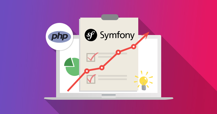 symfony benchmarks with PHP 7.0 and 7.1