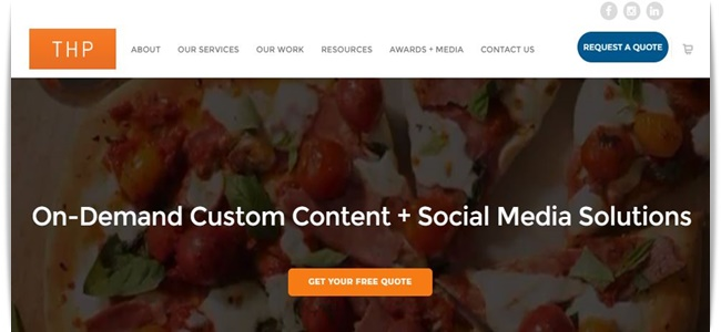 THP digital marketing agency in canada