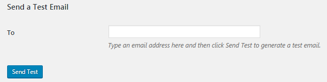 Test Email - WP Mail SMTP