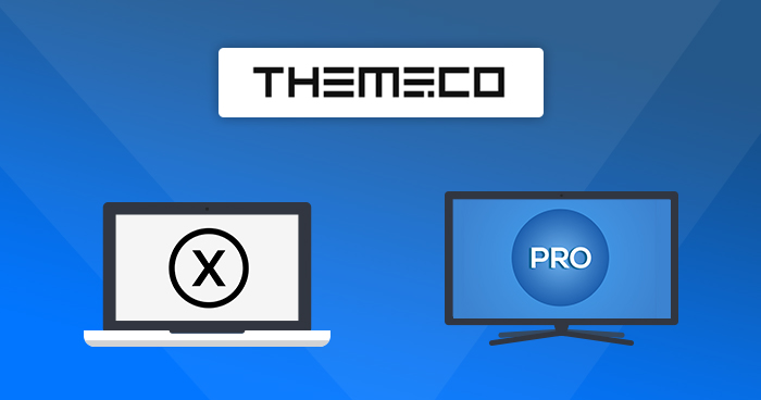 Themco X and Pro Theme