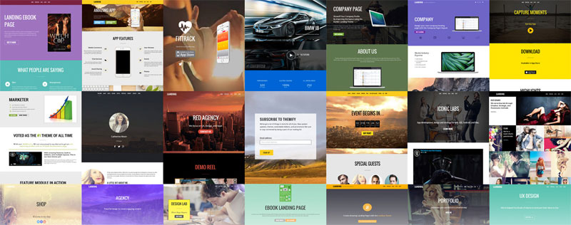 Themify Design Layouts
