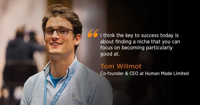 Tom Willmot Interview