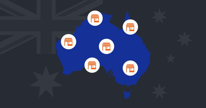 Top 20 ecommerce stores Australia banner. A major ... 2058104971d39