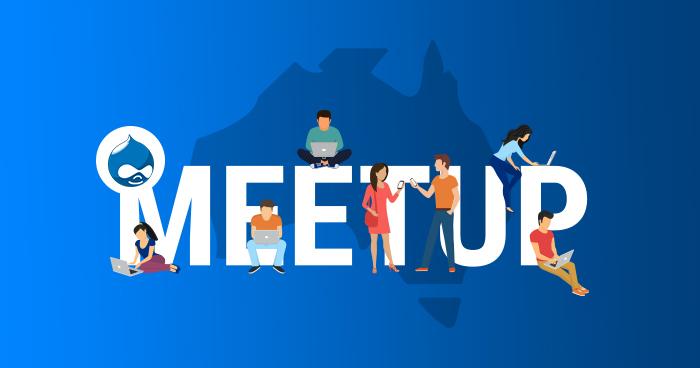 australia drupal meetups