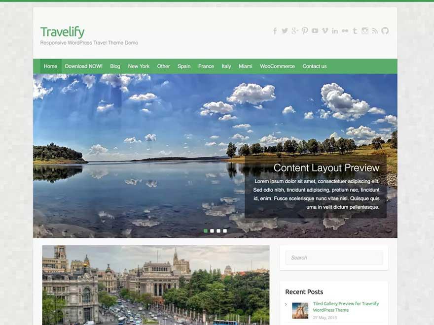 Travelify by Silkalns