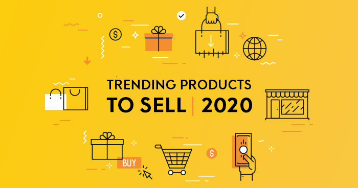 50 Top Trending Products To Sell Online In 2020 For High Profits