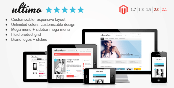 Best Magento Themes & Templates for 2018