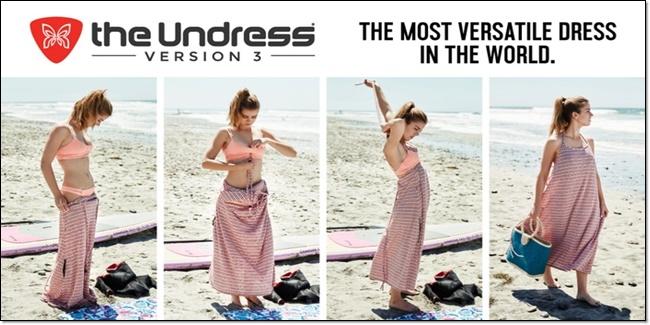 Undress travel startup