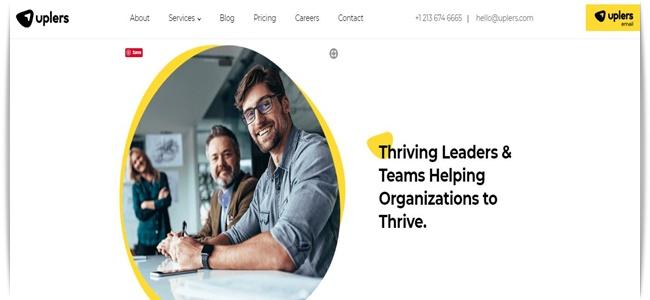 Uplers digital marketing agency in Netherlands