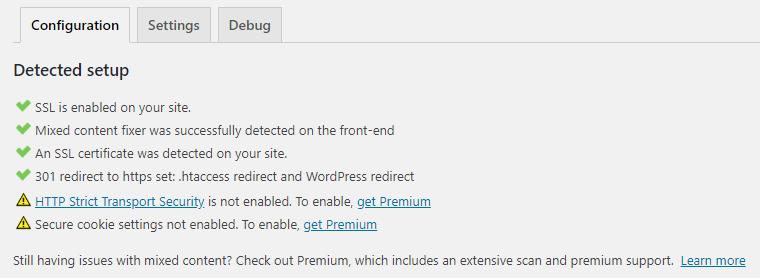 Use Really Simple SSL