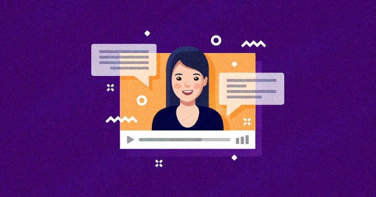 Video Live Chat Support
