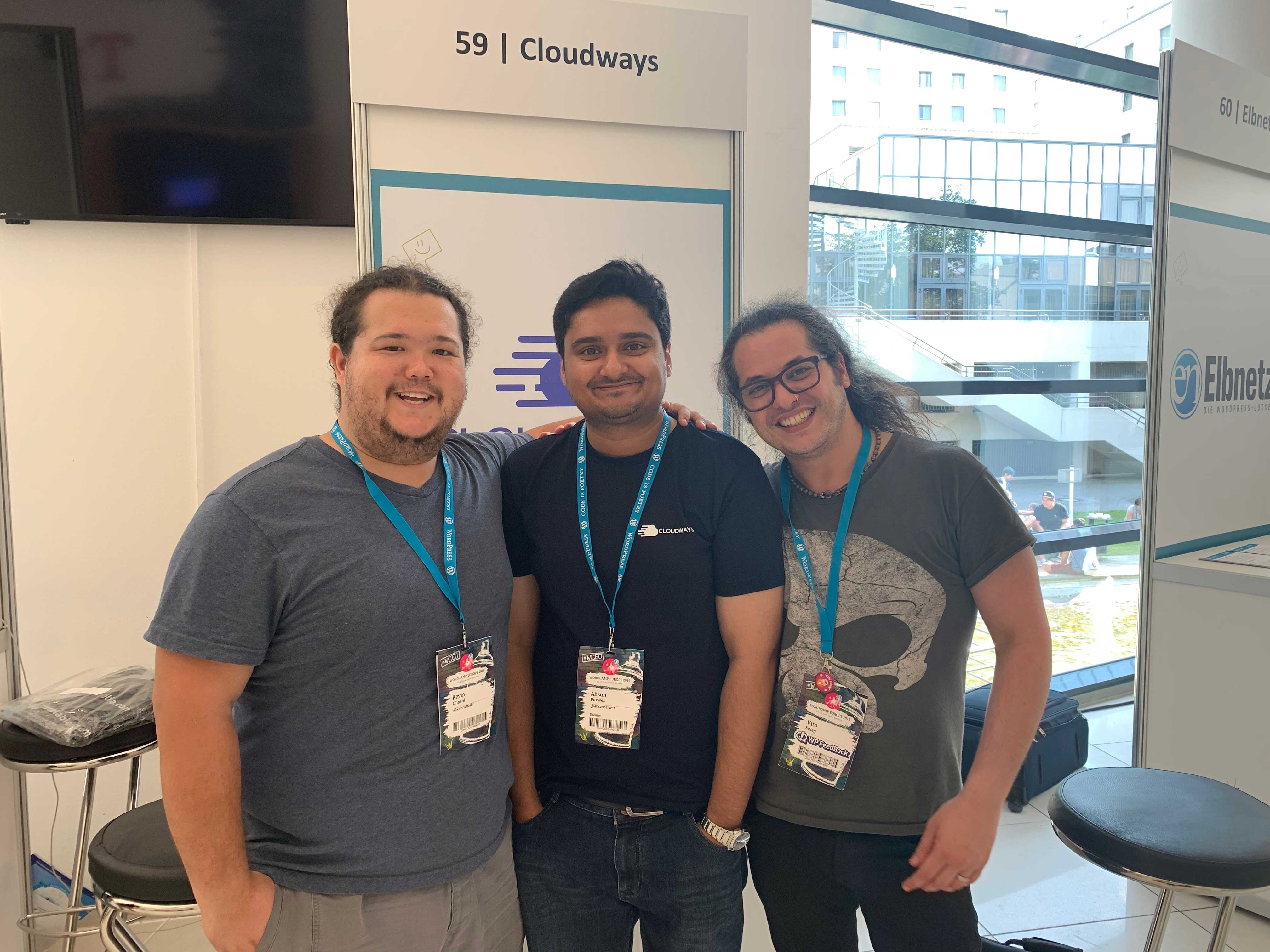 Vito Meeting Cloudways Team