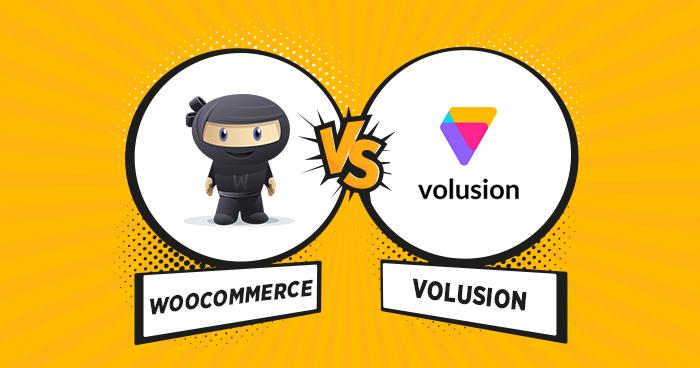 WooCommerce vs Volusion