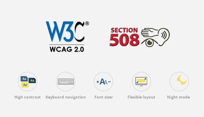 wcag ready wordpress themes