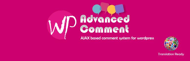 WP Advanced Comment