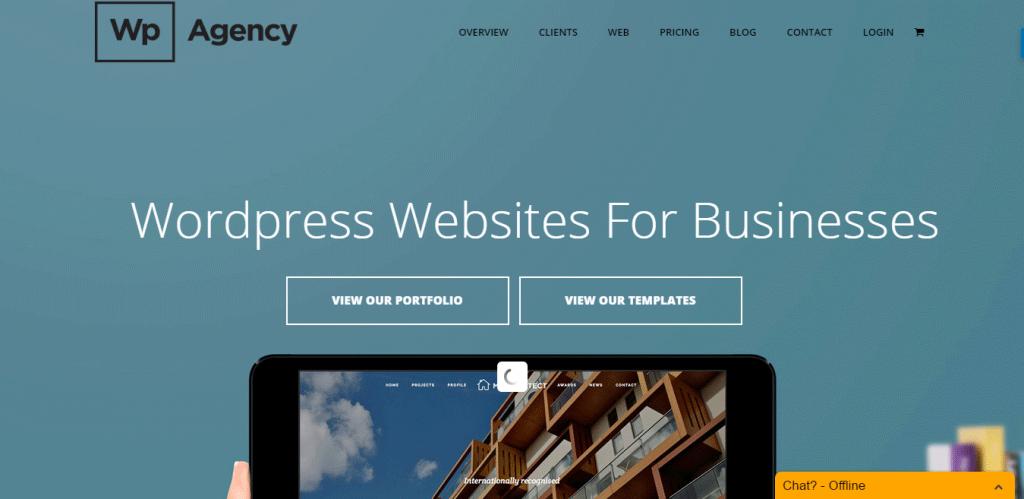 WP Agency