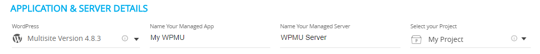 WPMU on Cloud