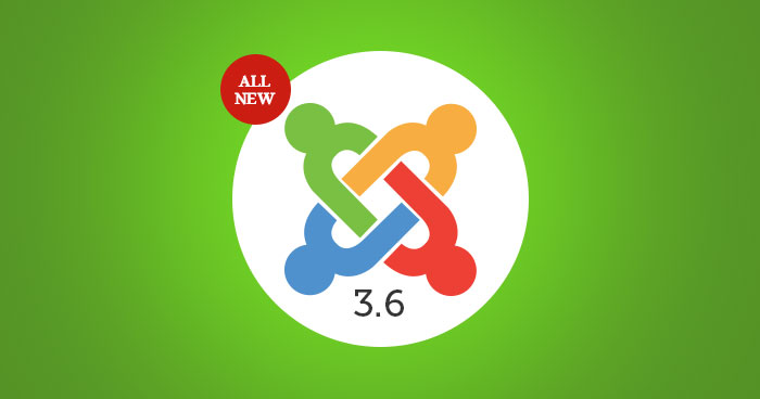What's New in Joomla 3.6