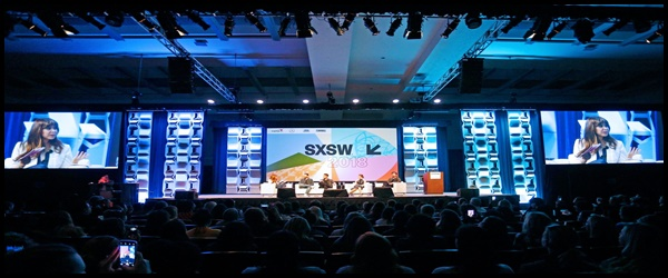 SXSW Startup Conference