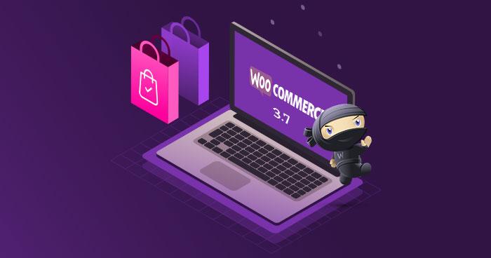 WooCommerce 3.7