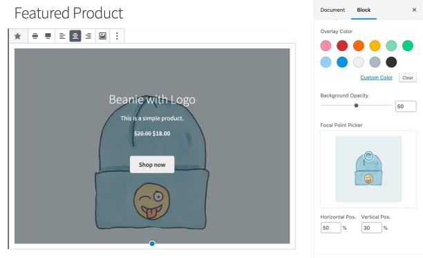 WooCommerce - Product blocks