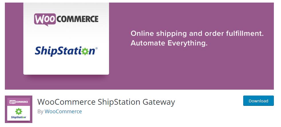WooCommerce ShipStation Gateway