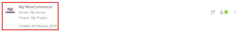 WooCommerce Vultr Hosting in UK Application