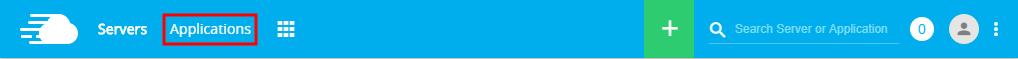 WooCommerce Vultr Hosting in UK Top Menu