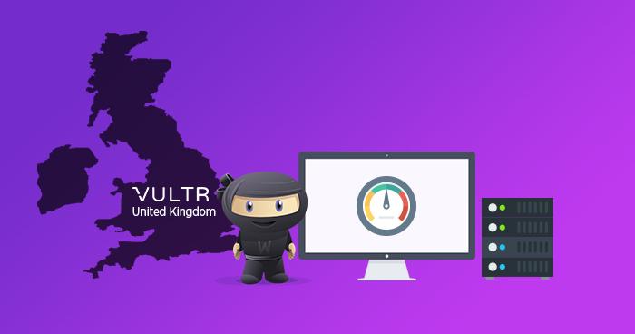 WooCommerce Vultr Hosting in UK