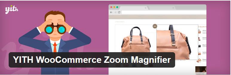 WooCommerce plugin - zoom magnifier