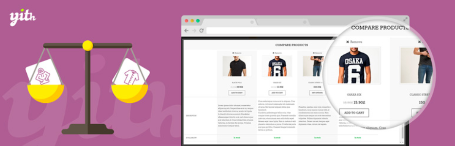 compare woocommerce