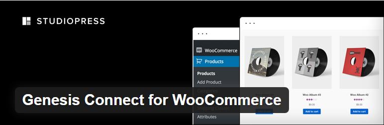 WooCommerce plugins -genesis