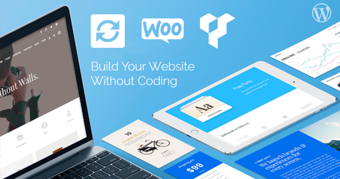 Build Your Website Without Coding