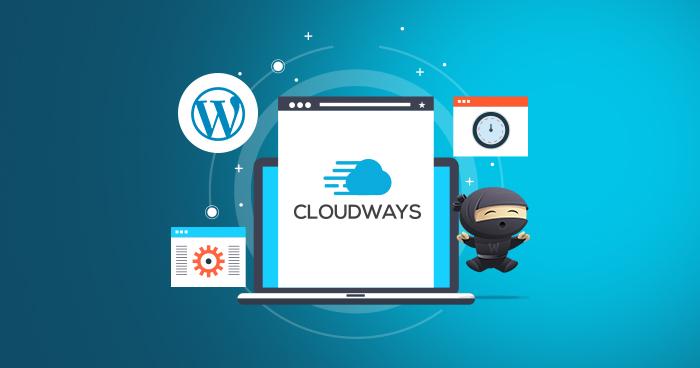Cloudways WooCommerce and WordPress