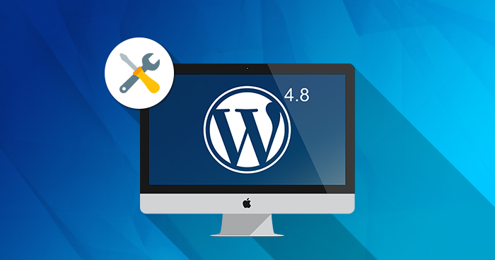 WordPress 4.8 Features