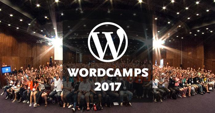 WordCamps 2017