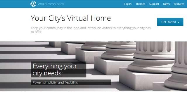 WordPress for Cities