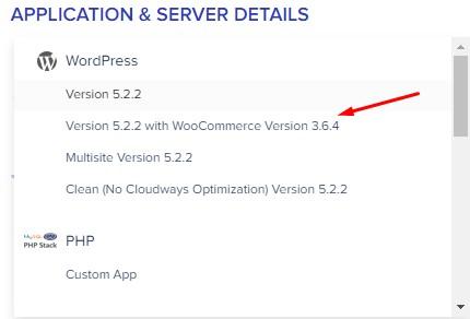 WordPress with WooCommerce - WooCommerce on AWS