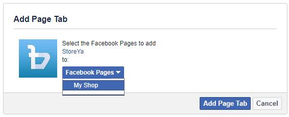 添加頁面標籤