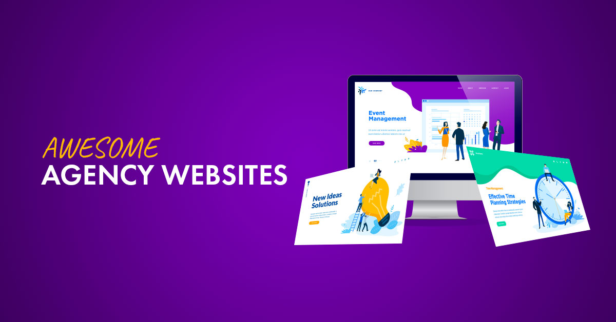 15 Best Digital Agency Websites to Inspire Your Creativity, Vectribe