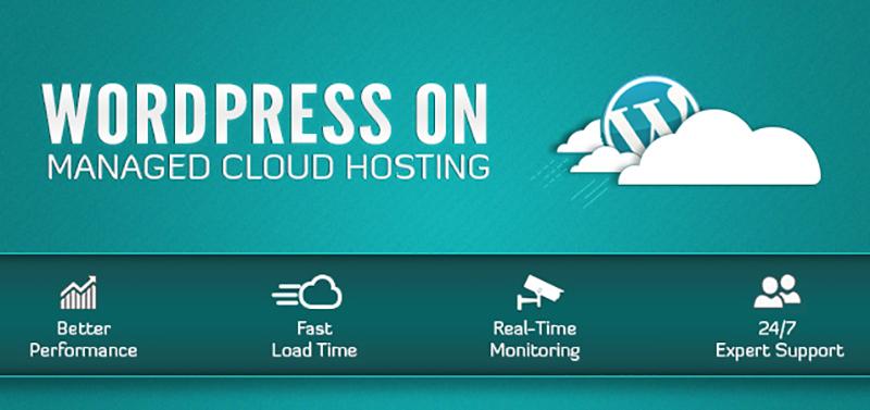 wordpress on cloud