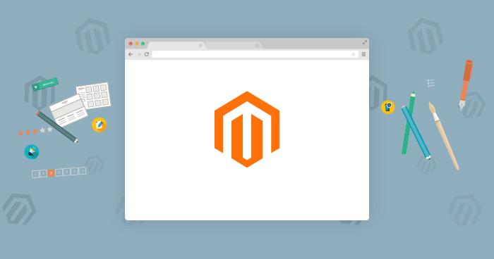 Magento 2 Homepage