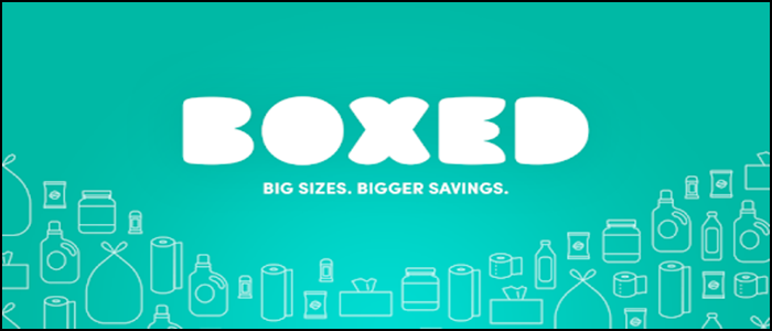 boxed ecommerce startup