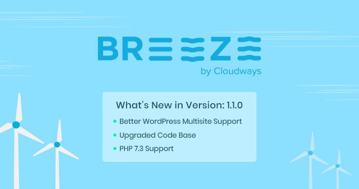 breeeze 1.1.0