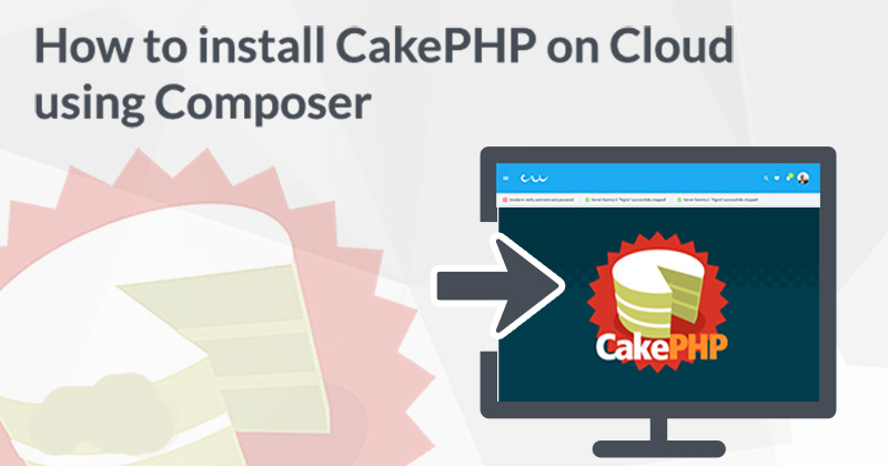 how to install cakephp