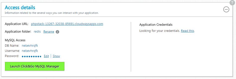change application name