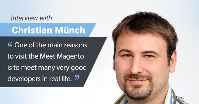 Christian Münch Interview