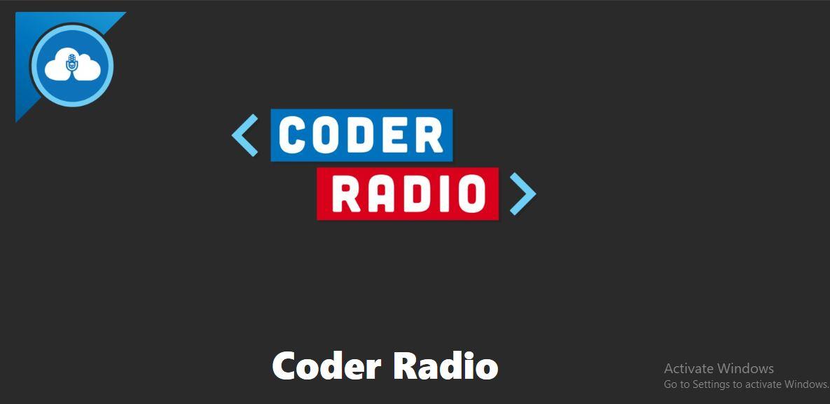 code radio programming podcast